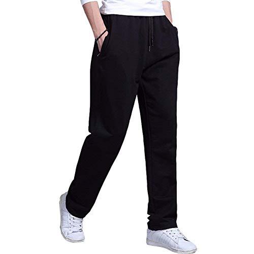 nere uomo tasche laterali Pantaloni sportivi da xXp78
