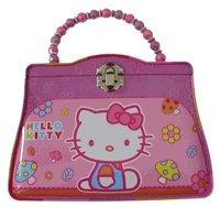 Amazon Sanrio Hello Kitty Tea Time Tin Pink And Blue