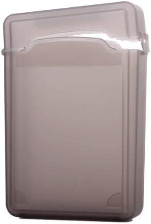 Caja Protectora Funda para Discos Duros IDE/SATA HDD 3.5 de Plástico: Amazon.es: Informática