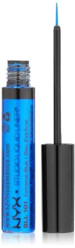 NYX Студия Liquid Liner, SLL101 Extreme Blue, (в упаковке 2)