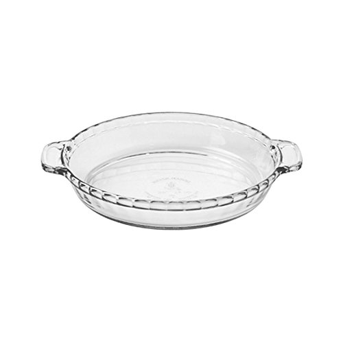 Anchor Hocking Oven Basics Glass Pie Plate