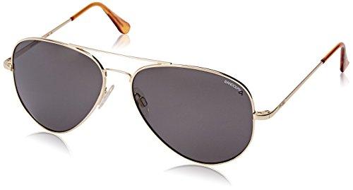 Randolph Concorde Aviator Polarized Sunglasses, 57 mm