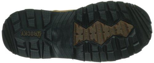 Stivali Da Uomo Durevoli 8 Core Durevoli Stivali Marroni