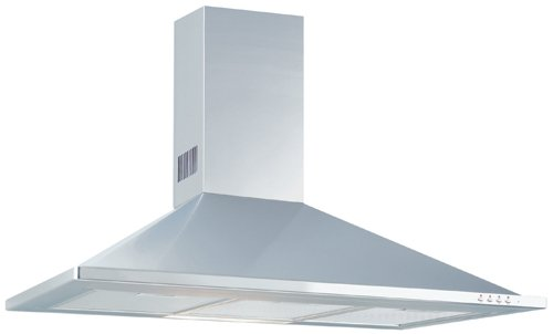 Air King GRAN30SS 30-Inch Granada Chimney Style Range Hood, Stainless (Stainless Chimney Style Wall Hood)