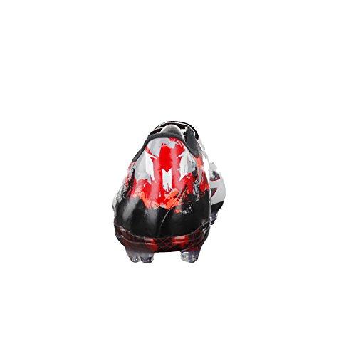 adidas Zapatillas de Fútbol Messi 10.2AG ftwr white/granite/scarlet