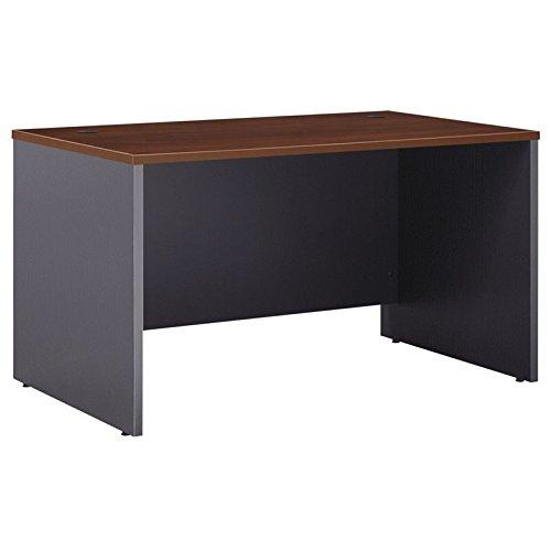 Bush Industries Bush Series - Bush Business Furniture Series C Collection 48W x 30D Shell Desk in Hansen Cherry