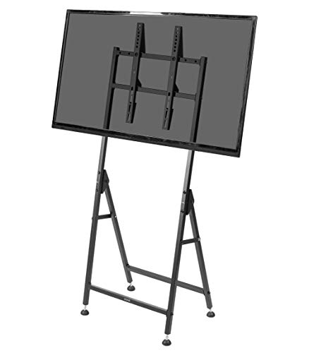 VIVO Economical Indoor Digital Signage TV Floor Stand for TV's up to 55