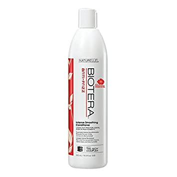 Biotera Anti-Frizz Intense Smoothing Conditioner, 15.2-Ounce