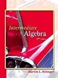 Intermediate Algebra, Bittinger, 0201791749