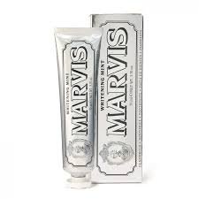 Marvis Toothpaste 2 Tube Pack (Whitening Mint)