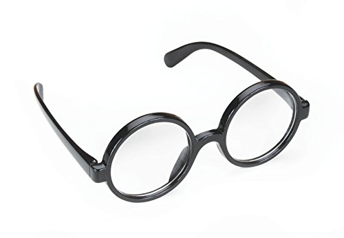 Star Power Men Wizard Quality Round Frame Glasses,