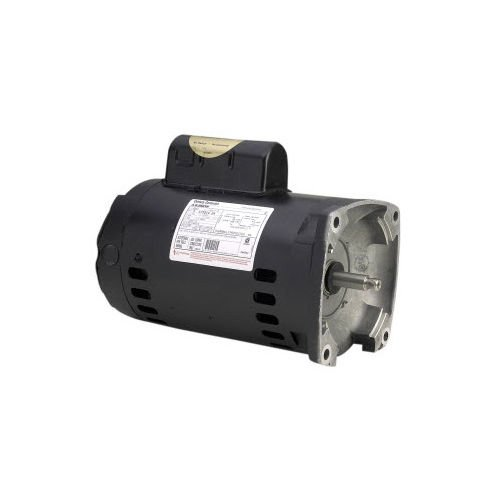 0.75HP 115-230V Square Flange Up-Rated Pool or Spa Pump Motor - A.O. Smith B2852