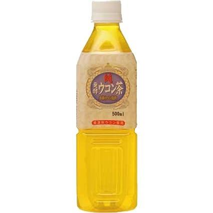 発酵ウコン 純発酵ウコン茶 500ml×24本