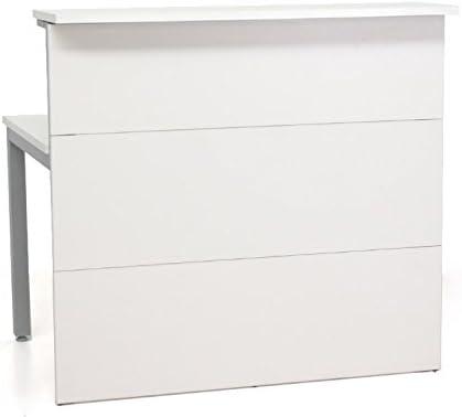 Mostrador para Recepción Serie New, Estructura de acero pintado en ...