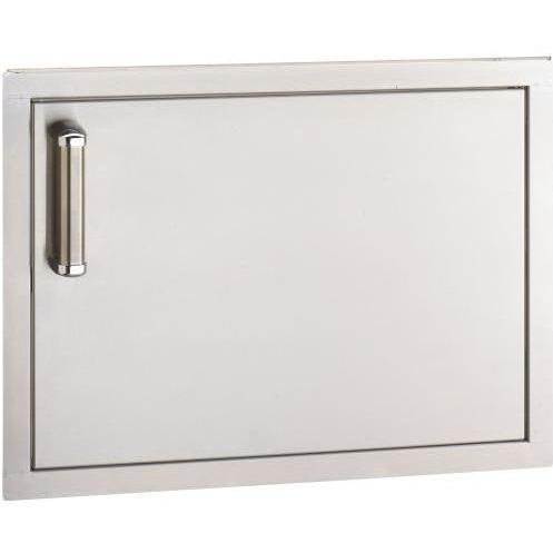 Fire Magic Premium Flush 20-inch Right-hinged Single Access Door - Horizontal With Soft Close - -