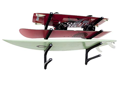 Nice Rack Wall Rack - Quad - for Surfboards and more