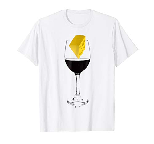 (Couple Matching Wine And Cheese Costume Halloween)