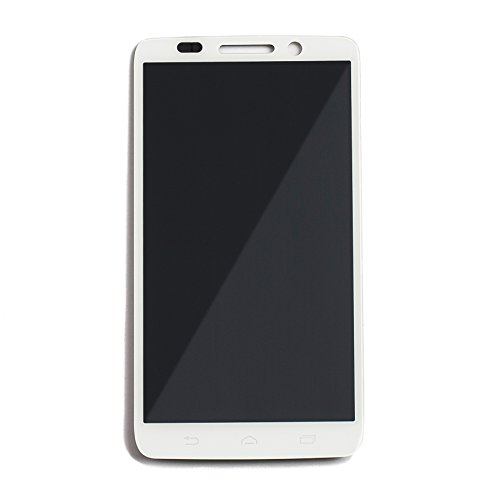 LCD Digitizer Touch Screen Display for Motorola Droid Mini - White XT1030 Replacement Repair Part