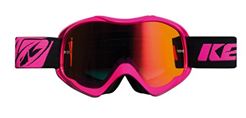 Kenny Performance Lunettes Mixte Adulte, Rose Fluo