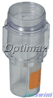 (Waterway Plastics 806105086891 Clearwater Sand Filter Waste Port Adapter)