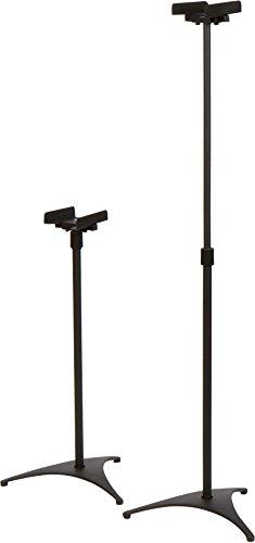 - Trademark Innovations Adjustable Speaker Stands for Surround Sound (Set of 2)