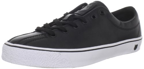 K-Swiss Clean Laguna VNZ Sneaker,Black/White/Gum,9.5 M US by K-Swiss