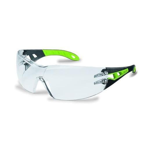 UVEX 9192 - 720 Goal Supravision small frame Pheos black/green UVEX 9192/720