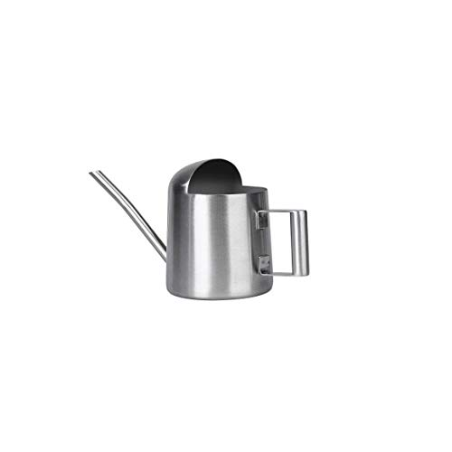 IMEEA Bonsai Watering Can Super Tiny 11OZ/300ml Mini Brushed Stainless Steel for Little Kids ()