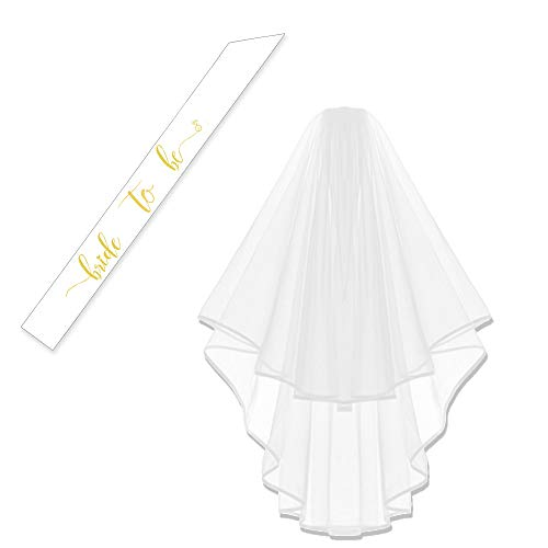 Bachelorette Double Ribbon Cascade Wedding product image