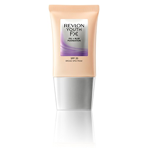 Revlon Youth Fx Fill + Blur Foundation, Porcelain, 1 Fluid Ounce