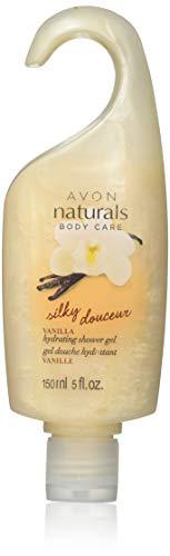 Avon Naturals Silky Vanilla Shower Gel 5 Oz.