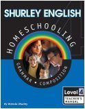 Read Online Shurley English, Level 4, Teacher's Manual pdf