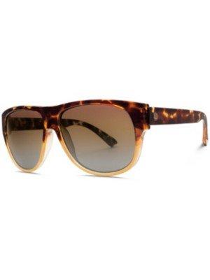 Electric Visual Unisex Mopreme Sunglasses, Smokey Tortoise Nude Fade/Melanin Bronze Gradient, One Size