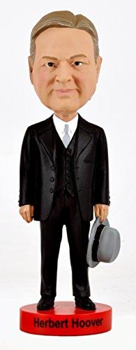 Royal Bobbles Herbert Hoover Bobblehead