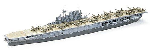 (Tamiya 1/700 U.S. Aircraft Carrier Hornet)