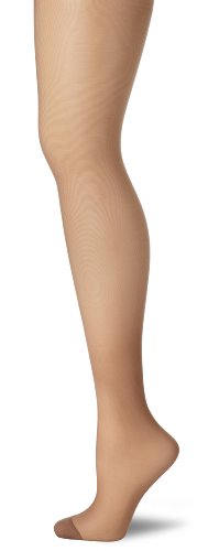 Hanes Silk Reflections Women's Panty Hose,Town Taupe,A/B