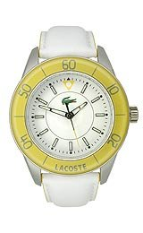 Lacoste Sportswear Collection Opio White Dial Women's watch #2000563