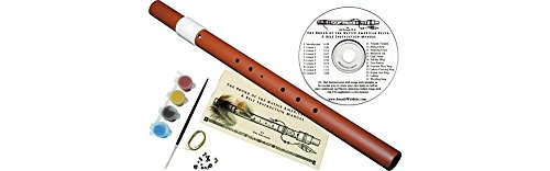 Sounds We Make Native American-Style Flute and Design Kit by Sounds We Make
