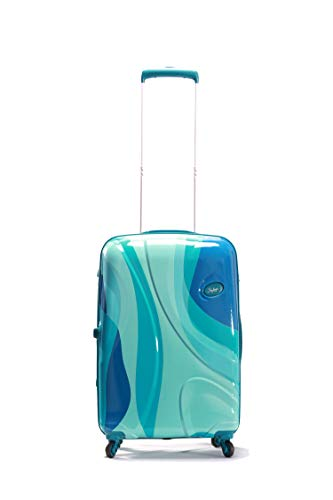Skybags Rio Polycarbonate hardsided Luggage (Blue, 56 Cms)