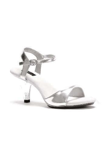 Sandal Women's Silver 305 Ellie Dress Shoes Juliet 5wz1zXPq
