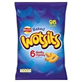 Wotsits Cheese 6 Pack 120g