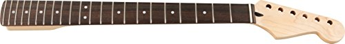 Mighty Mite MM2900V Maple Stratocaster Replacement Vintage-V Neck Rosewood Fingerboard by Mighty Mite