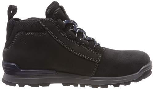 51052 Sneaker Herren Schwarz Oregon Hohe Ecco Black gx0TpqRWOw