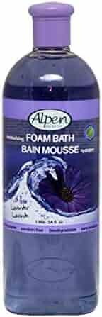 Alpen Secrets Lavender 34oz. foam bath, 32 Fl Oz (Pack of 6)