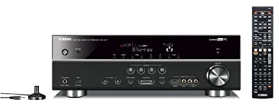Yamaha RX-V571BL 7.1- Channel AV Receiver (Discontinued by Manufacturer)