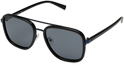 Nautica Men's N4626sp Polarized Aviator Sunglasses, Black, 57 - Nautica Sunglasses
