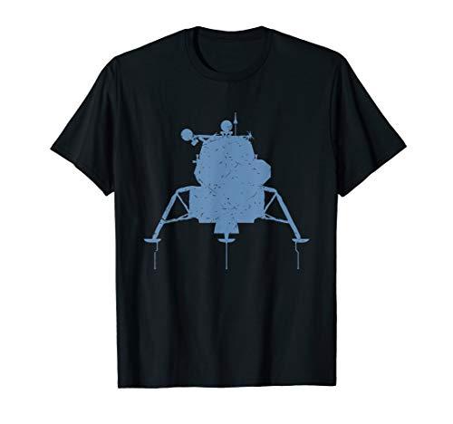 Apollo Lunar Lander T-Shirt (Lunar Module Spacecraft)