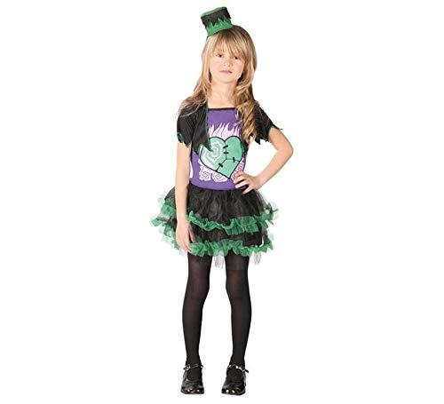 Disfraz de Frankenstein (Talla 4-6 años): Amazon.es: Juguetes y juegos