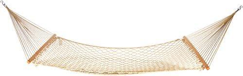 Amazon Basics LF60161 Cotton Rope Hammock