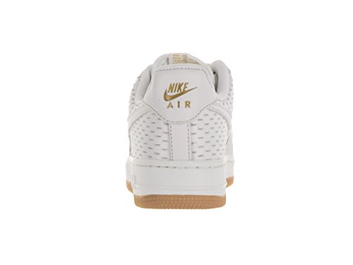 Force White 1 Nike WMS '07 Blanc Air Chaussures Femme Cassé White summit de Sport Blanco White PRM wxwE61Sq